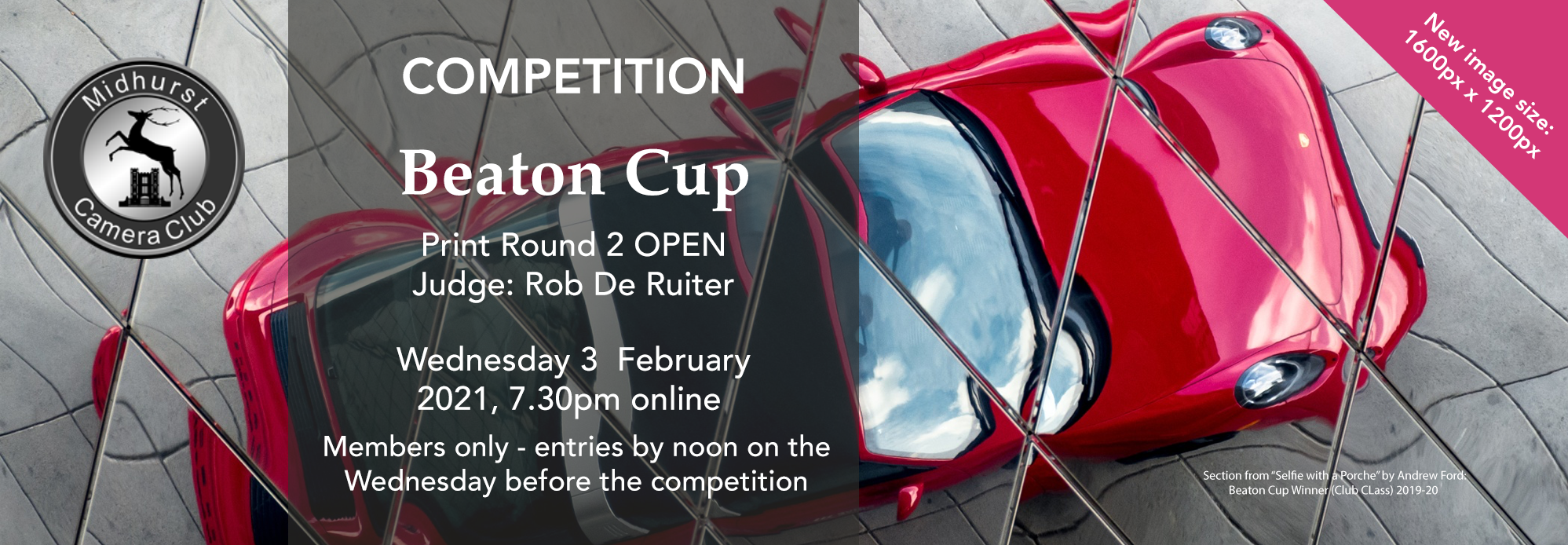 Beaton Cup Print Competition